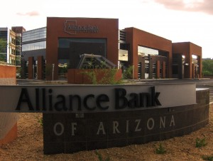 alliance bank – williams centre